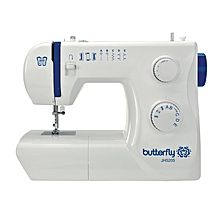 Jh5205 Electric Sewing Machine Blue White With Images Sewing