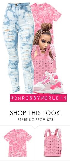 """""""#407"""" by chrissyworld14 ❤ liked on Polyvore featuring Opening Ceremony and MCM"""