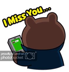 line sticker character brown Line Brown Bear, Brown Line, Lines Wallpaper, Bear Wallpaper, Beautiful Romantic Pictures, Happy Wedding Anniversary Wishes, Cony Brown, Sweet Love Quotes, Cute Love Memes