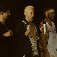 30STM Thirty Seconds, 30 Seconds, Mars Photos, Life On Mars, Shannon Leto, Just Jared, Celebs, Celebrities, Jared Leto