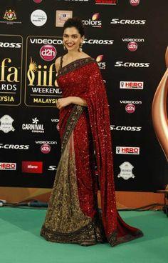 Deepika Padukone At IIFA 2015