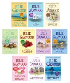 Pretty much anything by Julie Garwood