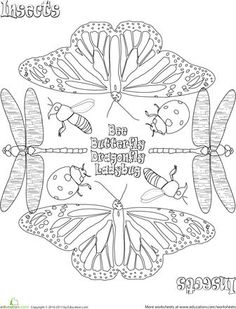 Coloring pages on a variety of things, including animals ABC.  2273