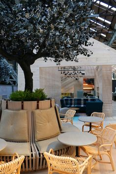 Lobby Lounge in the Ovolo Woolloomooloo Boutique Hotel, Woolloomooloo, Austrailia