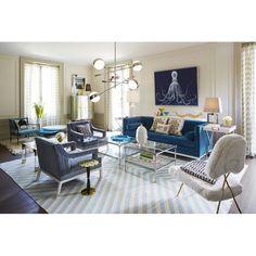 Modern & Contemporary Living Room Design