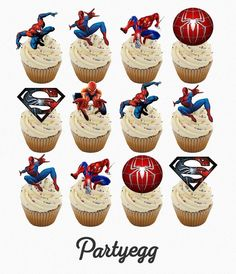 Baking Accs. & Cake Decorating 24 X Animaux De Zoo Joyeux Anniversaire 7Ème Papier Riz Comestible Cupcake