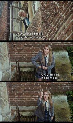 Wild Child- Emma Roberts is soo cutee