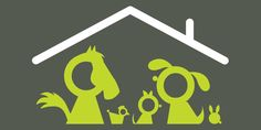 Pet Adoption UK logo showing a horse, chicken, cat, dog and rabbit to represent just some of the different breeds of animals searching for their forever home in the UK Rabbit Adoption, Uk Logo, Chicken Cat, Guinea Pigs, Dog Stuff, Rabbits, About Uk, Animal Rescue