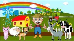 En Popüler Çocuk Şarkıları Bir Arada Ali babanın çiftliği | Çita Tv