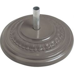 available in 90lb 125lb and 175lb this fiberglass umbrella base is made of