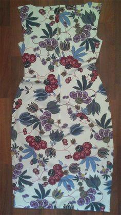 gl023 (392x700, 289Kb) Knot Dress, Wrap Dress, Dress Patterns, Sewing Patterns, Apron Patterns, Historical Women, Historical Photos, Retro Apron, Japanese Sewing