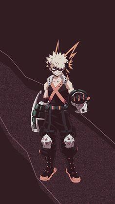 Boku no Hero Academia    Katsuki Bakugou, My hero academia #mha