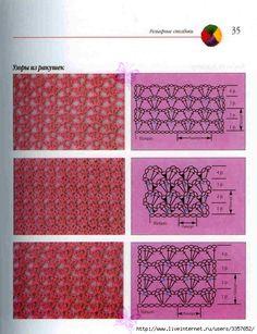crochet stitches 1