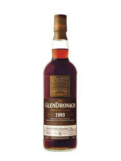 Whisky GLENDRONACH 21 ans 1993 Oloroso - JB LMDW The Nectar 56,4% - Maison du Whisky