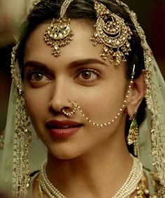 Start with the beauty from Mastani