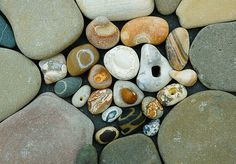 stones with circles, holes, lines | Flickr - Photo Sharing!