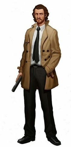 Detective Sykes is an up and coming officer with the violent crimes taskforce. His reputation for getting results regardless of circumstances has made him a target for the corrupt among his fellow officers. If he will endure temptation or succumb is not currently known.