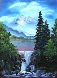 Travel Discover 41 Ideas For Painting Canvas Landscape Bob Ross Beautiful Paintings Beautiful Landscapes Landscape Art Landscape Paintings Bob Ross Landscape Bob Ross Art Waterfall Paintings Waterfall Drawing Bob Ross Paintings Beautiful Paintings, Beautiful Landscapes, Landscape Art, Landscape Paintings, Watercolor Landscape, Bob Ross Art, Waterfall Paintings, Waterfall Drawing, Bob Ross Paintings