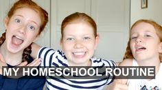 This is a short video about Samantha's homeschool routine.  Samantha is 12 years old and loves crafting and baking.    Today is Thursday which for Samantha means history and geography lessons are added to the daily lessons.  Daily lessons are guitar practice piano practice latin maths poetry and script writing.  On top of the daily lessons there are two lessons added each day so we cover all the subjects we like to do including science nature study handicrafts and so much more.  We base our…