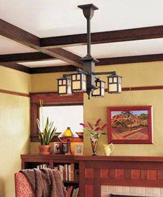 Craftsman Light Fixtures For Creative