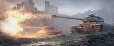 Soviet Strikes Back Word Of Tank, World Of Tanks Game, Military Vehicles, Ww2, Weird, Gaming, Events, Train, Game