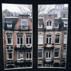 Early morning Skype call had us reminiscing about 4 years ago today  as we were celebrated my brother in laws birthday in his favorite city- Amsterdam! This was our sweet apartment view but even sweeter are the memories we made! Miss you & Happy Birthday Zack!