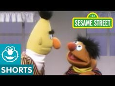 Sesame Street: Ernie Forgets That He's Special. SO adorable, both the message and Bert's big-brother type behaviour towards Ernie :)