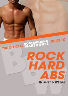 how to get rock hard abs in 1 week