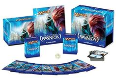 Magic: the Gathering – Return to Ravnica RTR Sealed Fat Pack Review 2017