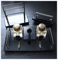 Nostalgisches Tintenfass Set von *Coco Mademoiselle* auf DaWanda.com