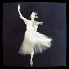 C'est moi in Giselle (2001) - premiered in 1841 and music by Adolphe Adam. Carlotta Grisi is the first Giselle.
