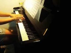 On My Own Les Misérables Piano Cover + Sheet Music - YouTube