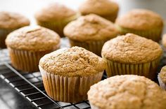 Birdbrain Muffins | Bob's Red Mill.  High in fiber and whole grain nutrients.  Easy ingredients and easy to make.