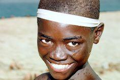 Existe algo mais indo no mundo do que o sorriso de uma criança????