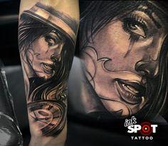 tattoo gangster gangsta tattoos tattoos iillest best tattoos tattoos ...