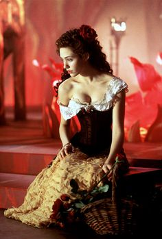Phantom of the Opera. one of my favorite outfits of her Christine's