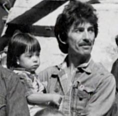 The Beatles - George Harrison and Dhani
