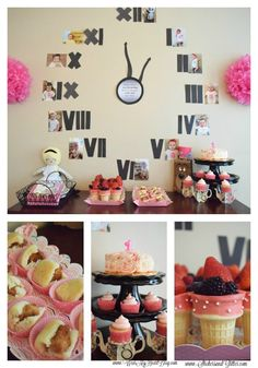 Two weeks ago we celebrated Miss Ari's first birthday. When it comes to birthday planning, I'm on it. Because I enjoy it so much, I star...
