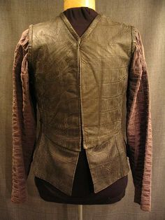Men's doublet, likely central