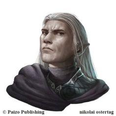 PATHFINDER PAIZO Official art on Pathfinder-Art - DeviantArt