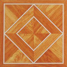 Wood Vinyl Floor Tile 20 Pcs Self Adhesive Flooring - Actual x Vinyl Tile Flooring, Pvc Flooring, Wood Tile Floors, Wood Floor, Peel And Stick Floor, Peel And Stick Vinyl, Self Adhesive Vinyl Tiles, Tile Stores, Wood Vinyl