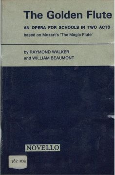 Taken from 'The Magic Flute', is an opera in two acts by Wolfgang Amadeus Mozart to a German libretto by Emanuel Schikaneder.
