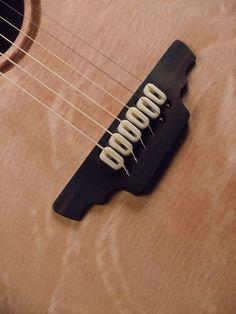 Extreme Custom   Euphoric Mojo Acoustic Guitar   Pederson Custom Guitars (formerly Abyss Guitar Company)