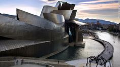 The shortlist for the Oscars of the museum world has been unveiled. Among the nominations, Canadian-American architect Frank Gehry's much admired Guggenheim Museum in Bilbao, Spain, gets a nod for its spectacular design. A Gehry retrospective opened at the Los Angeles County Museum of Art this month.