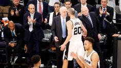 Ginóbili continuará una temporada más en la NBA con San Antonio Spurs: Será la 16a. campaña consecutiva del bahiense en la franquicia con…
