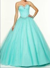 New Formal Prom Quinceanera Party Ball Evening Gown Wedding Dresses Custom Size