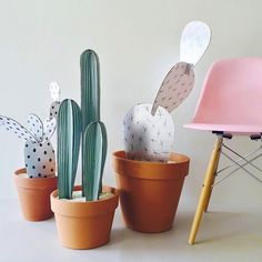 18 Ways to Bring the Faux Cacti and Succulent Pinterest Trend Home