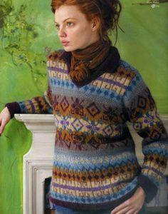 #ClippedOnIssuu from Rowan knitting and crochet magazine 46