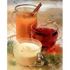 Warm Spiced Cider