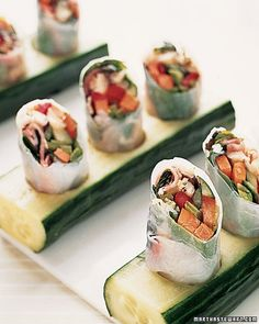 Cold Finger Food Ideas | ... Shower Finger Food Menu Ideas For Wedding Cold Finger Food Ideas  Asian wraps